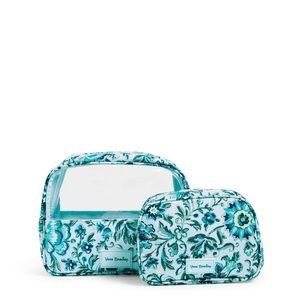 Vera Bradley Cosmetic Bag Set